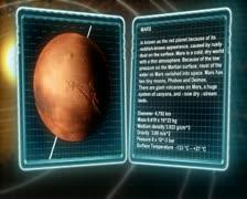 MARS - stock footage