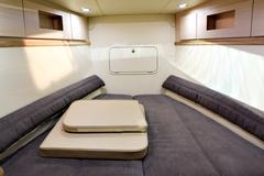 luxury boat interior112.JPG - stock photo