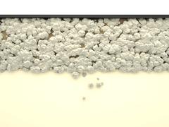 gravel - stock illustration