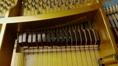Grand Piano Strings & Keys Arkistovideo