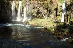 Duden waterfall Stock Photos