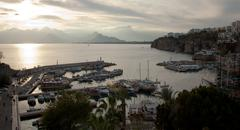 Antalya at Turkey - stock photo
