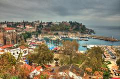 Stock Photo of Antalya at Turkey, HDR photography