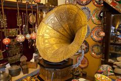 Phonograph Stock Photos