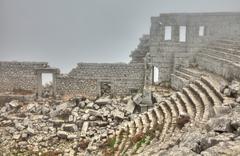 Ancient city of Termessos - stock photo