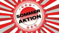 Stock Video Footage of Sommer Aktion