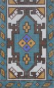 Abstract mosaic detail Stock Photos