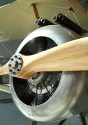 sopwith camel - stock photo