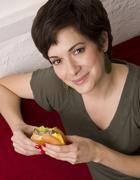 Cheeseburger delight Stock Photos