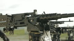 50Cal Stock Footage