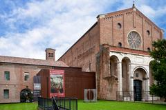 Civic museum in padua, italy Stock Photos