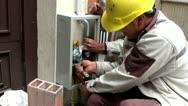Stock Video Footage of Technicians, Repairman, Engineers, Inspectors, Workers