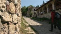 Belgrade Fortress, Belgrade - Serbia - stock footage