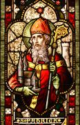 Saint Patrick 2 Stock Photos