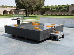 Raj Ghat Stock Photos