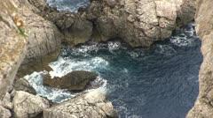 Spain - Majorca - Cap de Formentor Stock Footage
