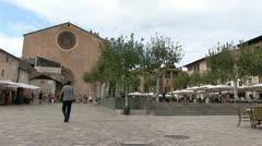 Spain - Mallorca - Pollensa Stock Footage