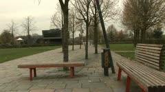 Griftpark, Utrecht Stock Footage