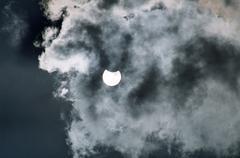 Auringonpimennys ja tausta 3.29.06. Kuvituskuvat