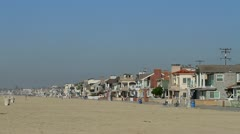 Newport Beach, CA Stock Footage