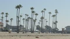Newport Beach, California - stock footage