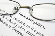 Stock Photo of insurance policy