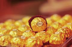 Chocolates? - stock photo