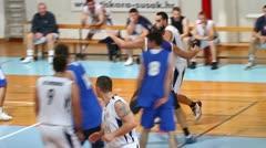 Basketball Stock Footage