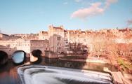 Bath england Stock Photos