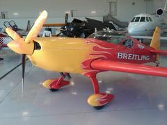 Extra 300 Airplane - stock photo