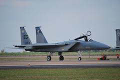 F-15 Eagle - stock photo