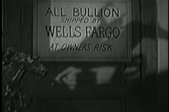 Information sign on door - stock footage