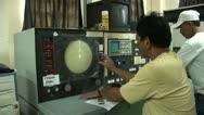 Philippines Radar station Stock Footage