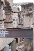 Abandoned Building 6.jpg Stock Photos