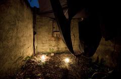 Abandoned Structure - Amapa, Brazil Stock Photos
