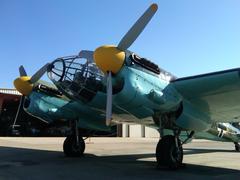 Heinkel He-111 Casa 2111E - stock photo
