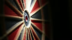 Darts Stock Footage