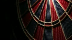 Darts _3 Stock Footage