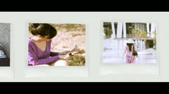 Polaroids Slideshow Stock After Effects