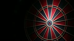 Darts _6 Stock Footage