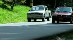 Traffic, Automobiles, Cars, Trucks, Jams Stock Footage