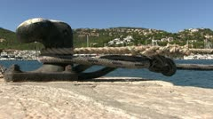 Stock Video Footage of Spain - Majorca - Port d Andratx