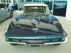 Corvette Stingray - stock photo