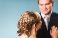Stock Photo of hair decoration