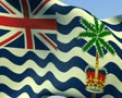 Flag of the British Indian Ocean Territory HD SD Footage