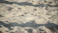 Stock Video Footage of Shadows in the sand.