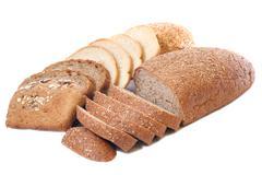 Stock Photo of bread