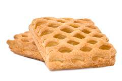 Split cookies Stock Photos