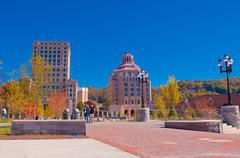 Asheville north carolina Stock Photos