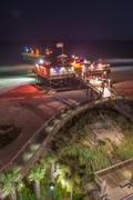 myrtle beach south carolina - stock photo